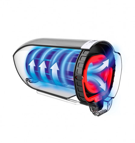 Аккумуляторный пылесос Flexxo Bosch BCH3P255