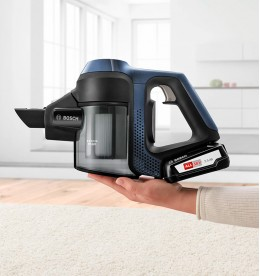 Аккумуляторный пылесос Unlimited Bosch BCS611P4A