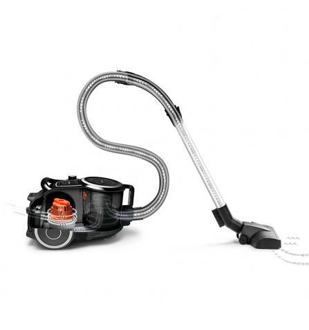 Контейнерный пылесос ProPower BGS412234