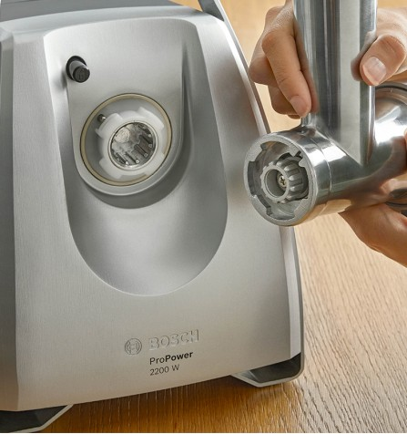 Мясорубка ProPower Bosch MFW68680