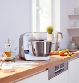 Кухонный комбайн MUM5 Scale 1 000 Вт Bosch MUM5XW10