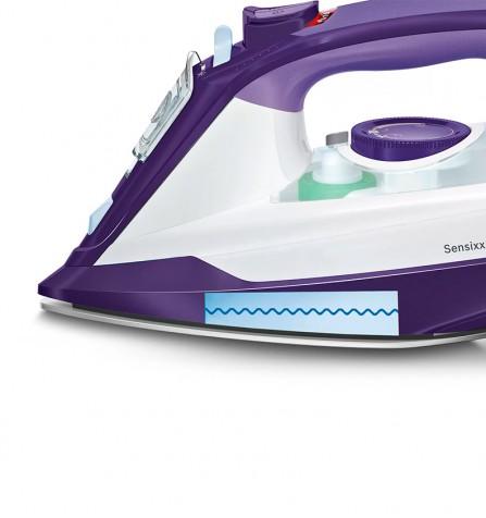 Утюг с пароувлажнением Sensixx'x Bosch WTDA3026110