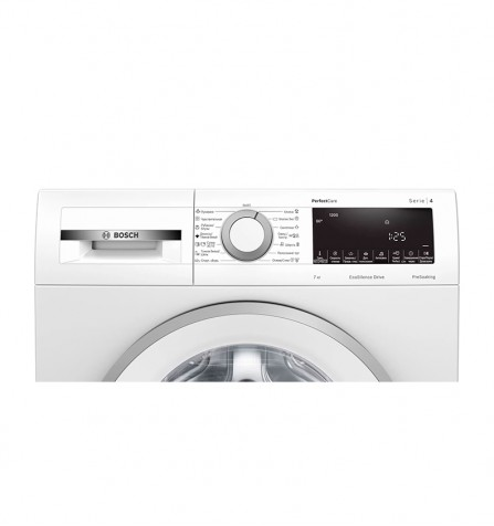 Узкая стиральная машина 7 кг  1200 об/мин Bosch WHA122X1OE